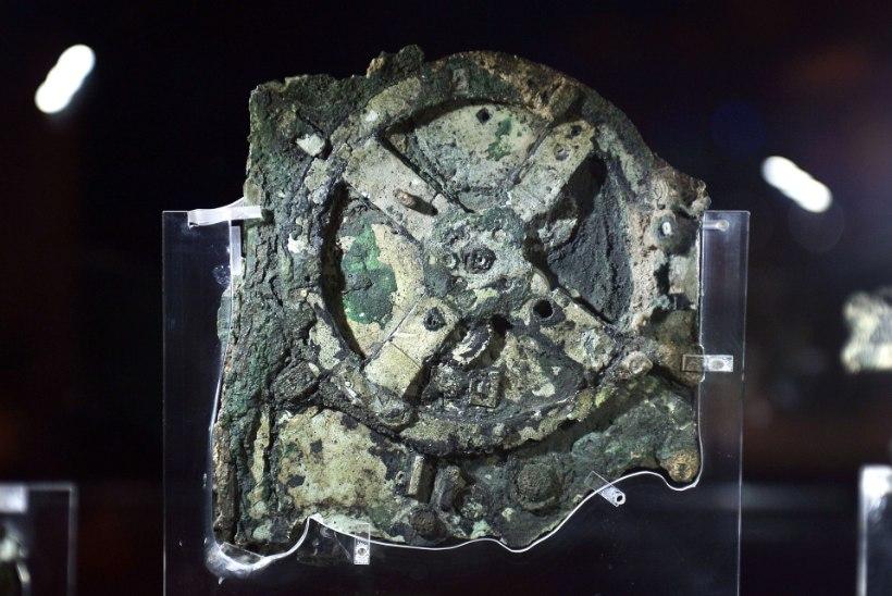 Antikythera vrakk: antiikaja laev, mis oli täis salapärast kaupa