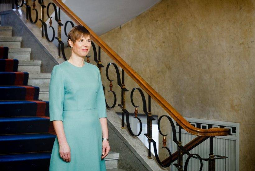 President Kaljulaid: rünnak meie arstkonna vastu on lubamatu
