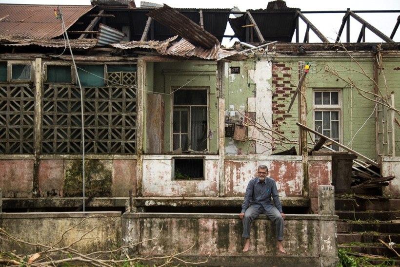 TSÜKLON IDAI: sajad hukkunud, keda ellujäänutel pole mahti leinatagi
