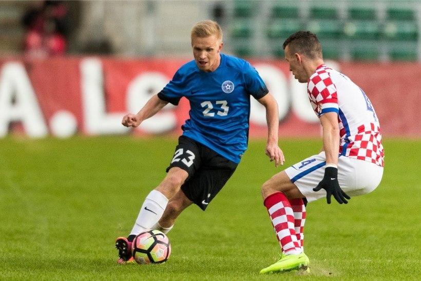 Mart Treial | Ennustus Eesti alg11 kohta EM-valikmängus Põhja-Iirimaaga: Vassiljev jääb pingile
