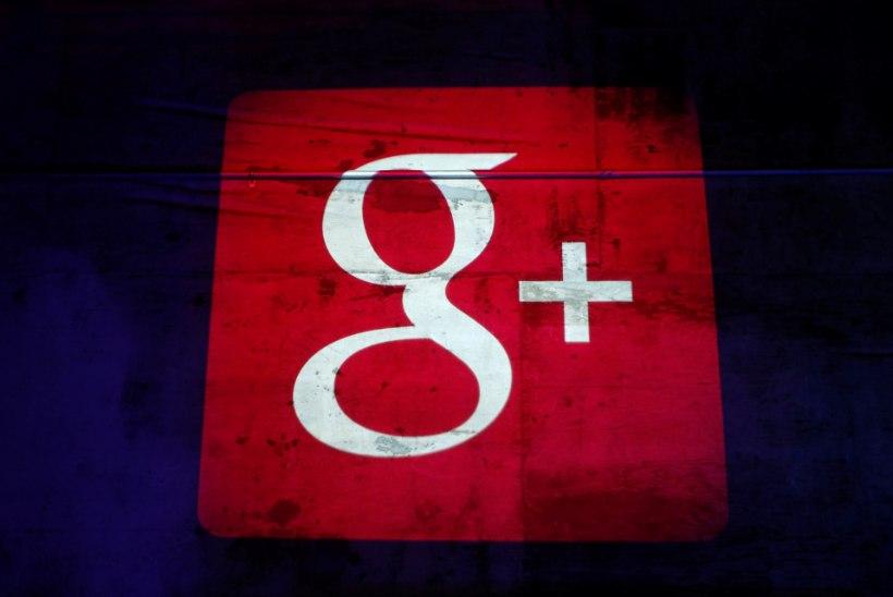 Google+ sulgemine ei tähenda Google'i kontode ega teiste teenuste kadumist!