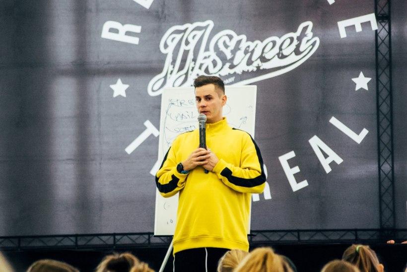JJ-Street ja Eesti Esitajate Liit käivad kohut: EEL leiab, et tantsukool peab tundides kasutatava muusika eest maksma