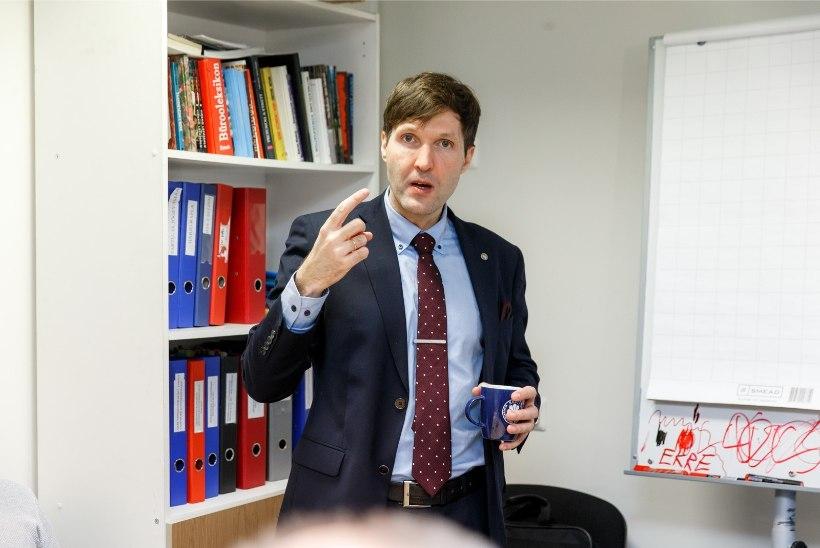 Prokuratuur lõpetas Martin Helme tapmisähvarduse asjus kriminaalmenetluse