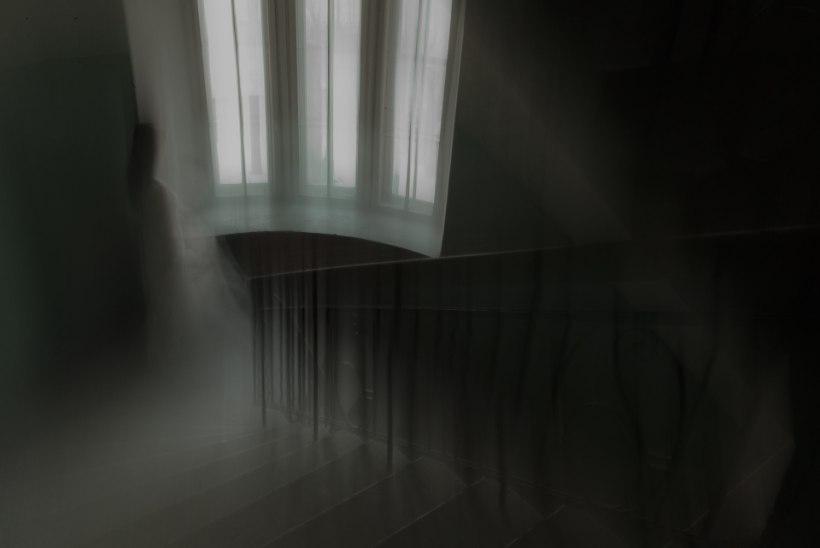 Abiotsijad tunglevad hingedega suhtleva neiu ukse taga