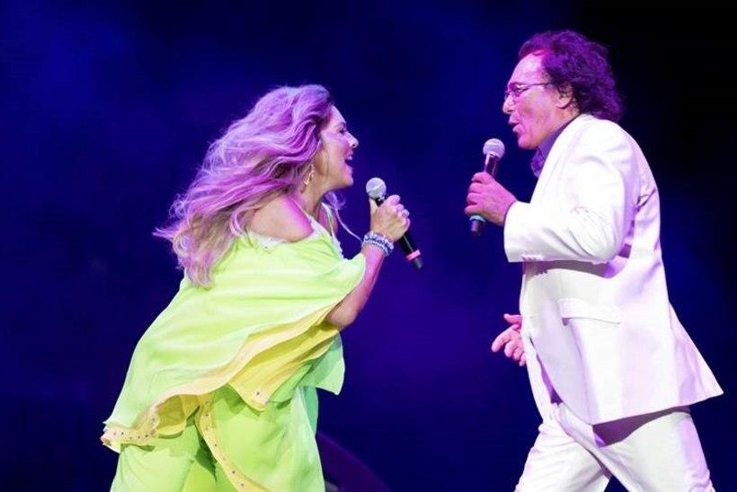 Al Bano ja Romina Power annavad Tallinnas ühiskontserdi