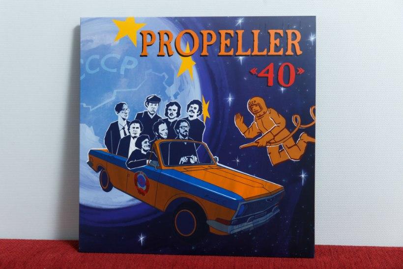 """PROPELLER 40: """"Meile peaks antama aurahasid ja pandama püsti ausambaid!"""""""