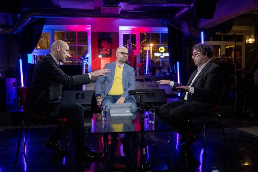 TV3 VIDEO   Varro Vooglaid ja Peeter Oja läksid abordiküsimuses otse-eetris raksu! Oja: see, et Martin Helme, suvaline inimene, niimoodi solvab arste, on sigadus ja häbematus