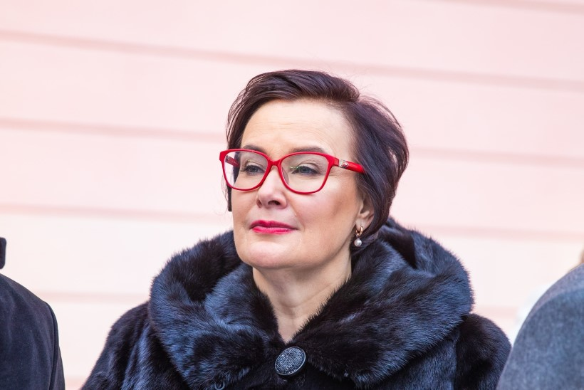 Siseminister Katri Raik: äkki peaks ähvardamise muutma väärteoks