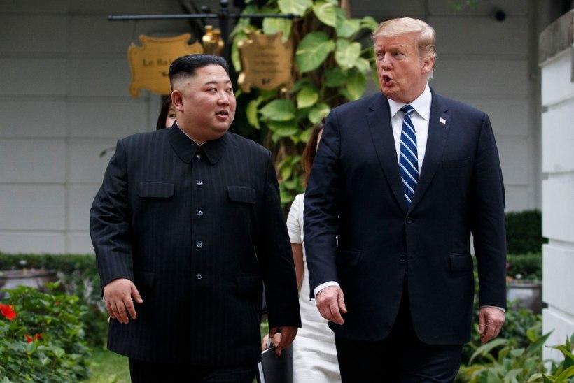 Trump katkestas Põhja-Koreale suunatud lisasanktsioonid