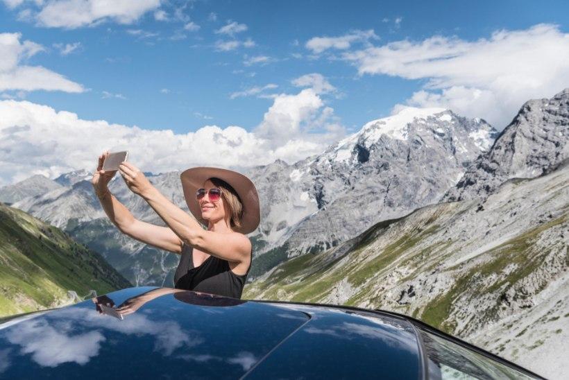 ILU JA ÕUD: Euroopa käänuliste maanteede kuningannad