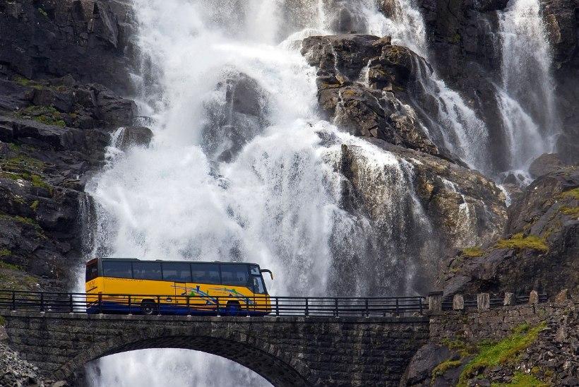 MAANTEEDE ÕUD JA ILU: Kuidas ma Šveitsi kõige kuulsamal mägiteel lõksu sattusin