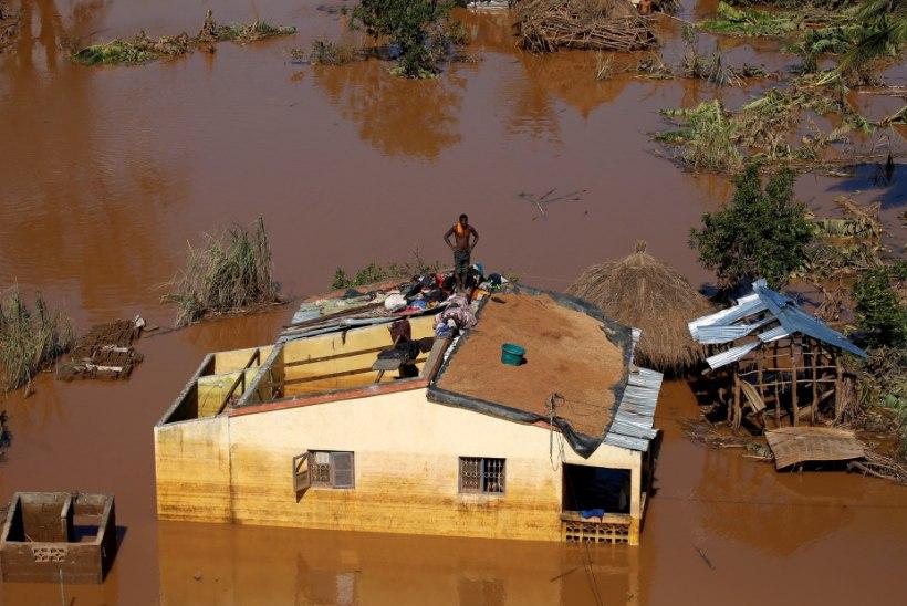 Tsüklon Idai ohvrite arv tõusis enam kui 550 inimeseni