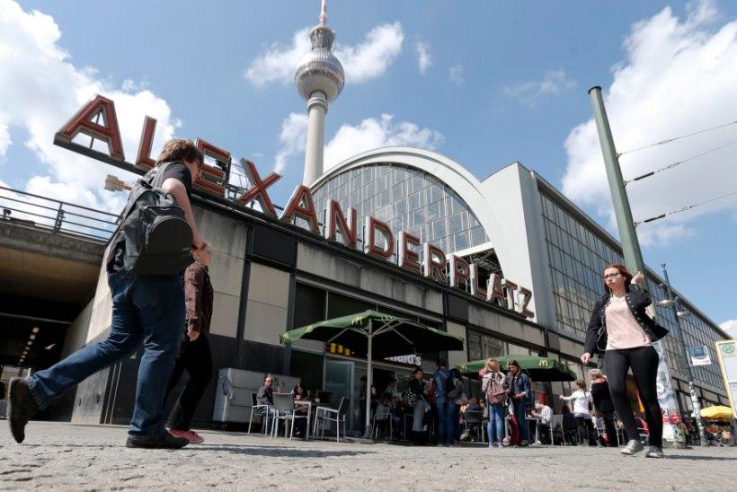 KES TAPPIS BERLIINIS LEEDUKA? Kas tõesti sarimõrvar?