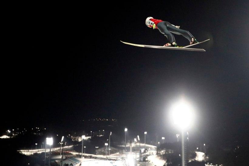 VIDEO | TIIVAD! Artti Aigro lendas kaugele üle Eesti rekordi