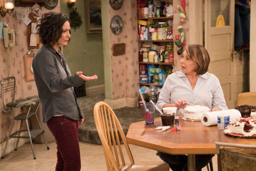 Roseanne süüdistab oma karjääri kokkuvarisemises ekraanitütart
