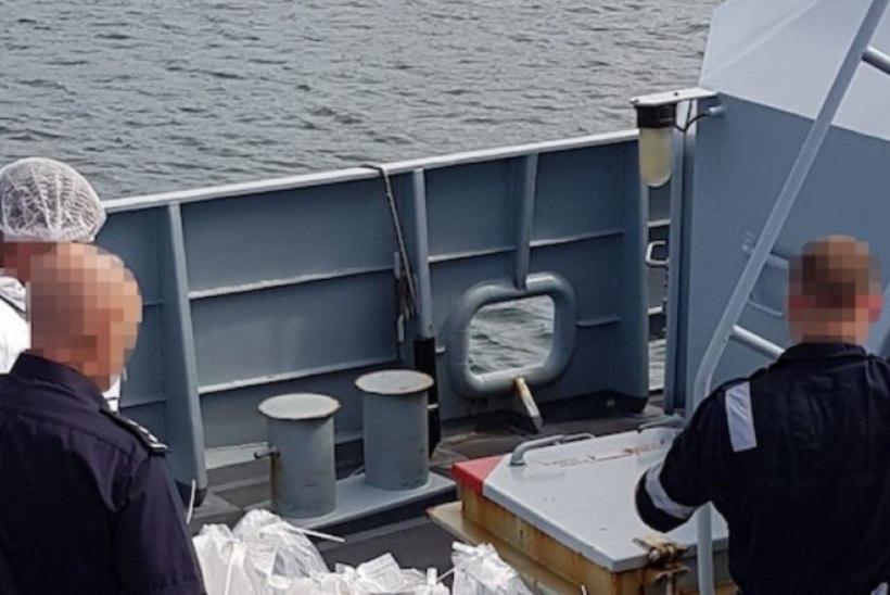 VIDEO | PATUNE: 1,4 tonni kokaiini vedanud eestlasest jahikapten tunnistas oma süüd