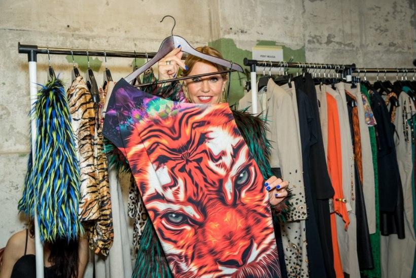 VIDEO | TFW 2019 | Perit Muuga kevadkollektsioonis hiilivad ringi leopardid ja tiigrid