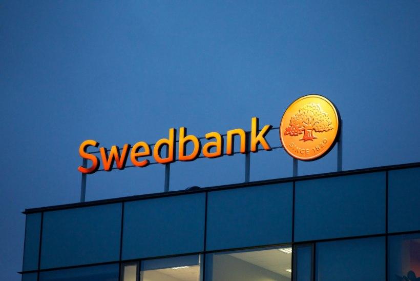Esialgne raport: Swedbanki kahtlased kontod on suletud
