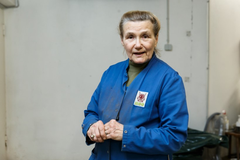 Loomaaia staažikaim töötaja Anne Saluneem: olen tänu loomadele kergemini kurbusest üle saanud