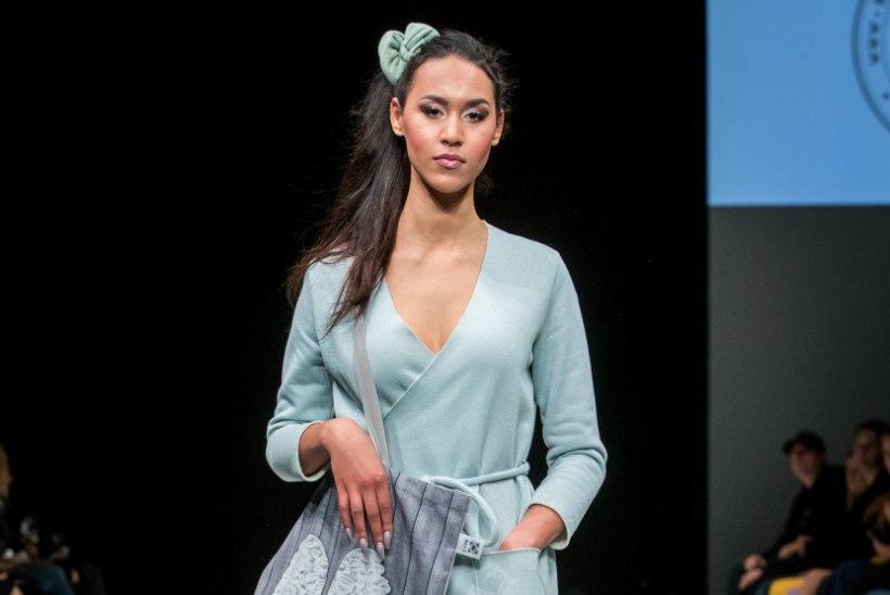 TFW 2019 | Marilin Sikkal armastab sportlikke rõivaesemeid ja efektseid 80ndate stiilis soenguid
