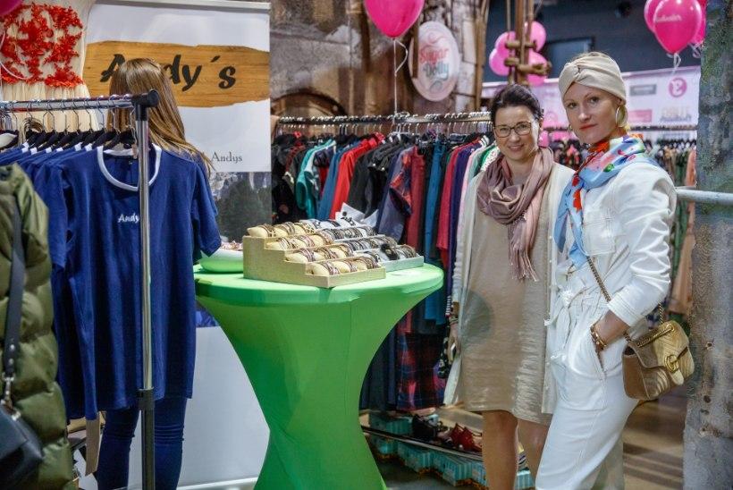 GALERII   Kultuurikatlas toimub Eesti suurim ostupidu ehk Buduaari turg