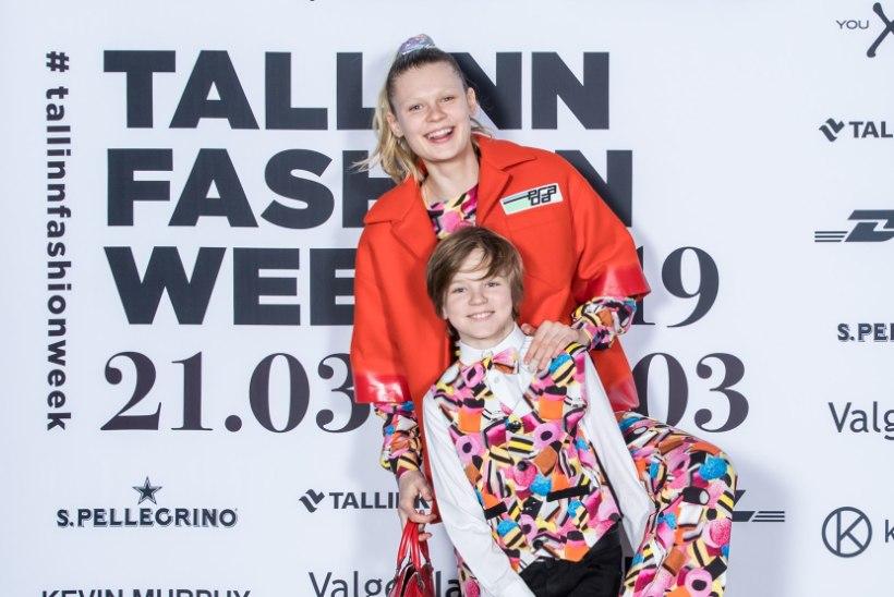 PILDID | Tallinn Fashion Week 2019 teise päeva kirevad külalised