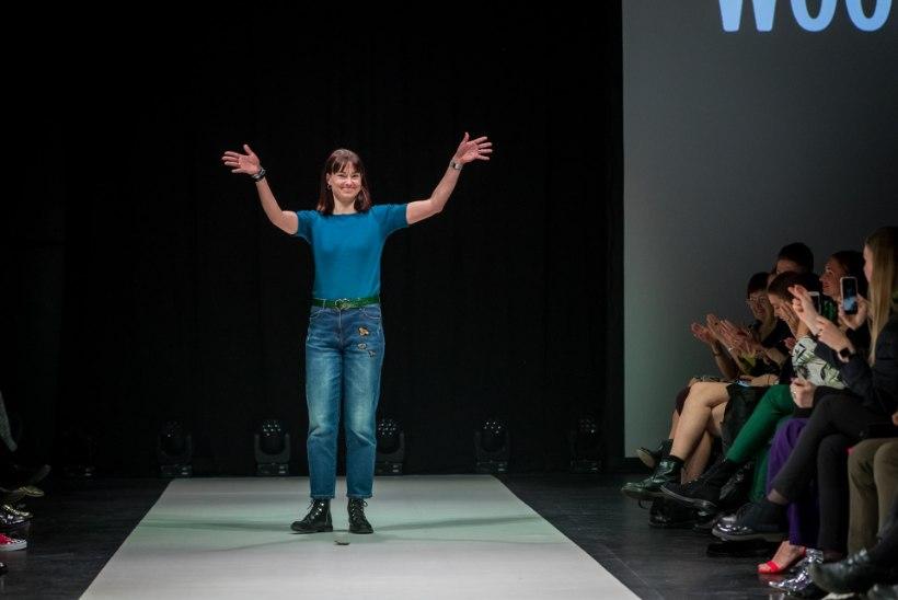 TFW 2019 | Woolish tõi publiku ette meriinovillaste kudumite pehme paituse ning modernselt trenditeadliku stilistika