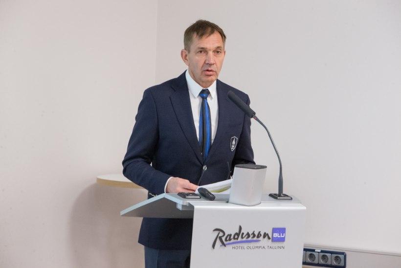 Pluss, miinus, ennustus | Sõõrumaa kentsakas avaldus võis teha Eesti spordile head
