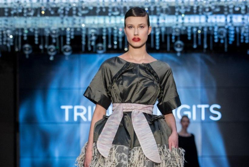 TFW 2019 | Triinu Pungitsa uus kollektsioon on ood rohenäppudele ja metsikutele aedadele