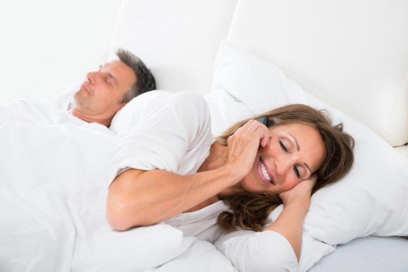 Kui su naine on sind petnud, siis...