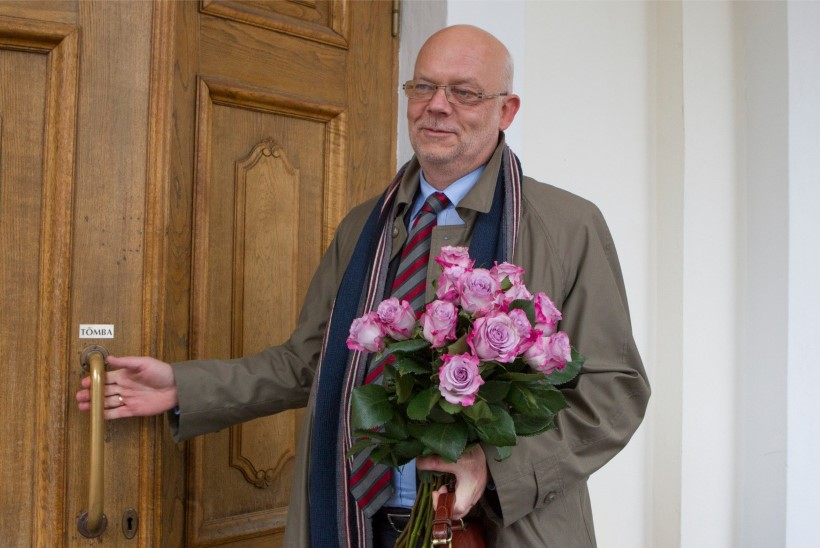 Lennart Meri poeg Mart Meri: isa tahaks endiselt, et Eesti oleks suurem mitte väiksem