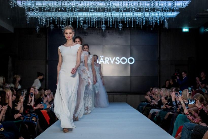TFW 2019 | Moekunstnik Aldo Järvsoo esitles Tartu moepublikule uut pulmakleitide kollektsiooni