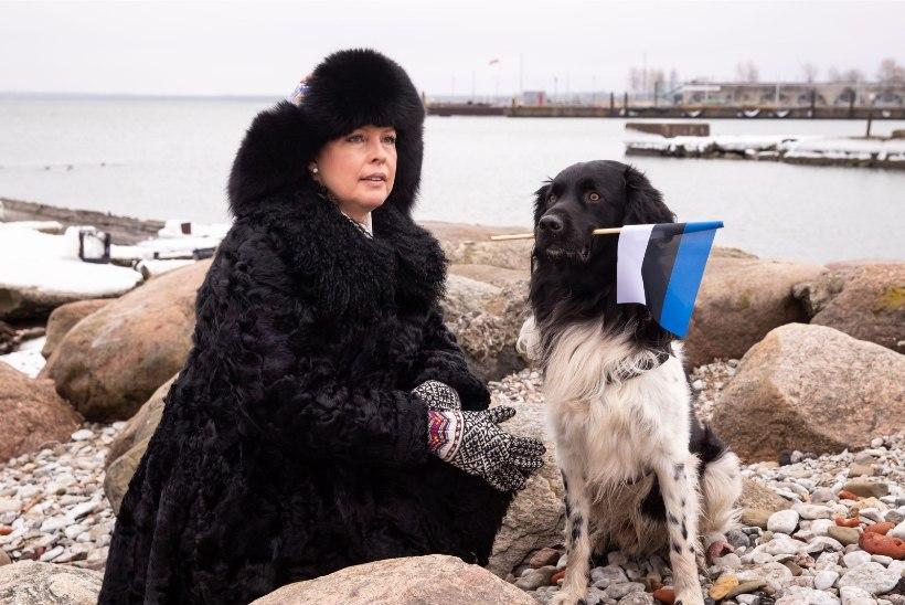 Evelin Ilves kandideerib Euroopa Parlamenti roheliste nimekirjas