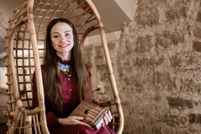 Muinasjutuvestja Polina Tšerkassova: kõik tahavad õnnelikud olla, kuigi keegi ei tea, mis see õnn täpselt on