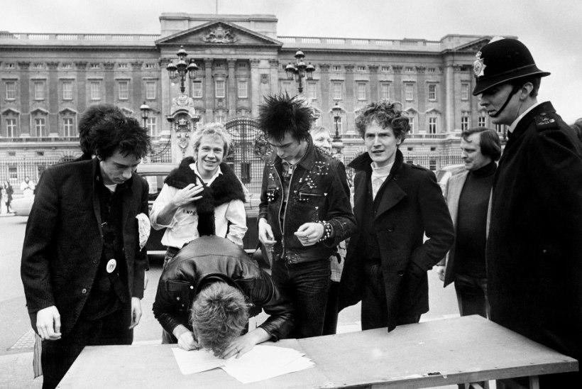 Sex Pistolsist plaanitakse eluloofilmi