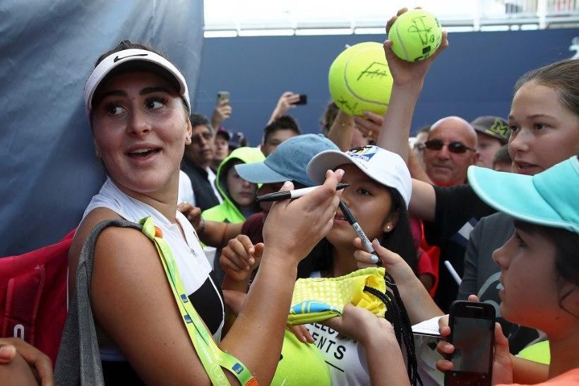 Pettunud tennisestaar nimetas Kontaveidi tänast vastast läbi aegade suurimaks draamakuningannaks