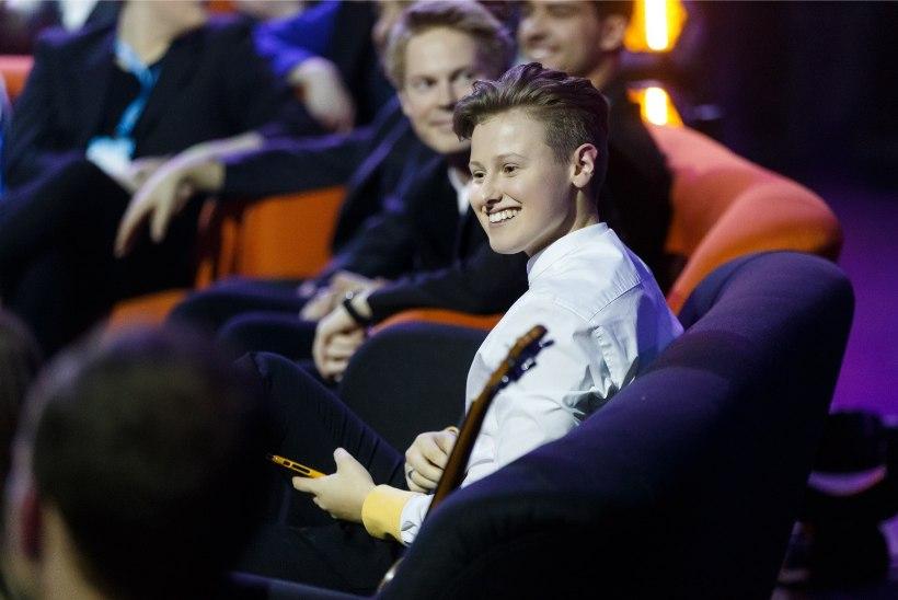 """VÄGEV! """"Eesti laulu"""" finalist Inger jõudis Hollywoodi"""