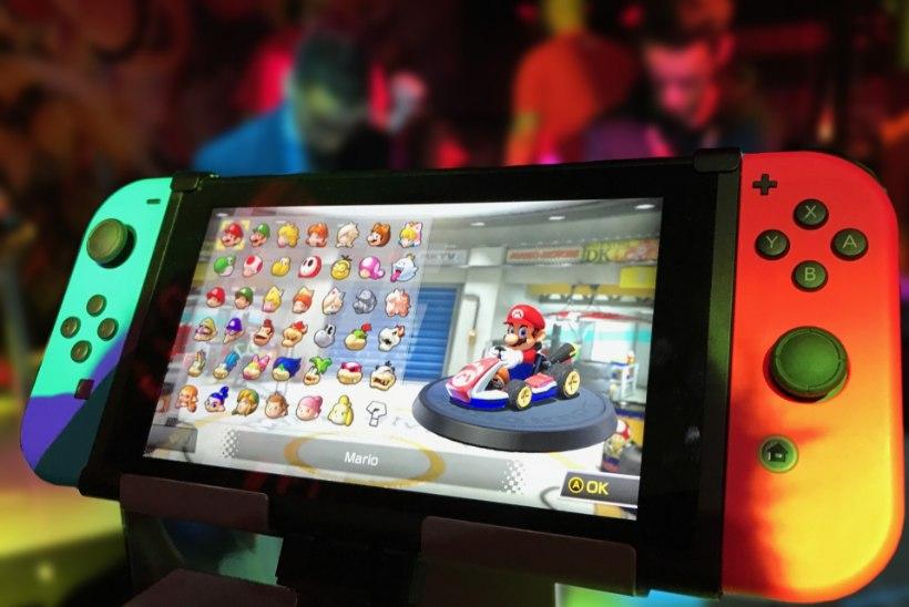 SUURUSEHULLUSTUS? Nintendo toob turule veel kaks Nintendo Switch konsooli
