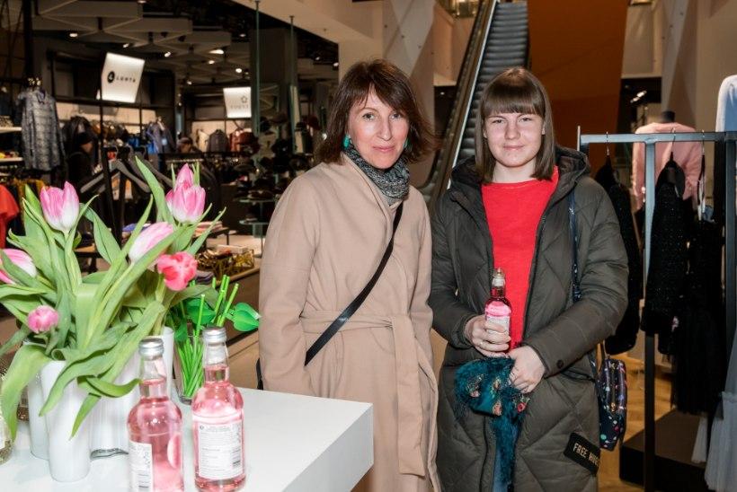PILDID | Tallinn Fashion Week`i lõpetas pop-up Tartu Kaubamajas