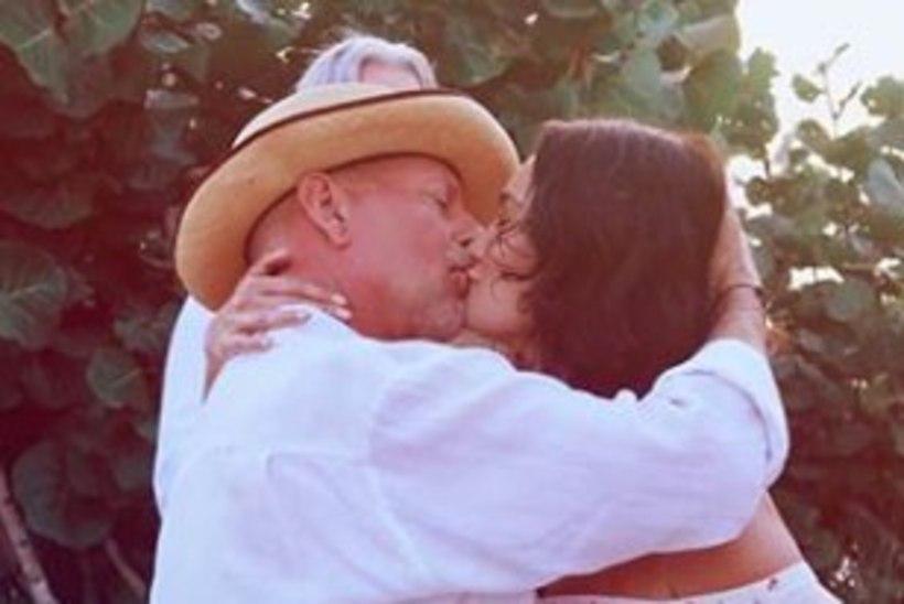 64aastane Bruce Willis abiellus uuesti