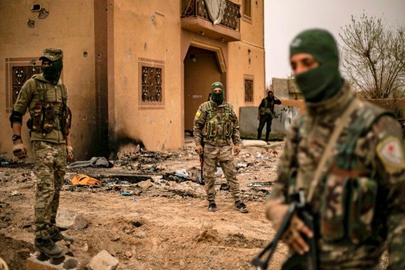 Kurdi võitlejad nõuavad, et ISISe terroristide üle mõistaks kohut sõjatribunal, läänemaailm aga venitab otsustamisega