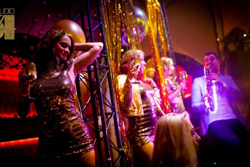 PEOGALERII | Kuld, šampanja ja diktatuur – Stuudio 54 kolis Tallinnasse!