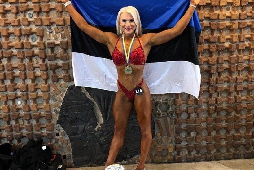 Eesti musklimehed ja -naised avasid hooaja kuue medaliga