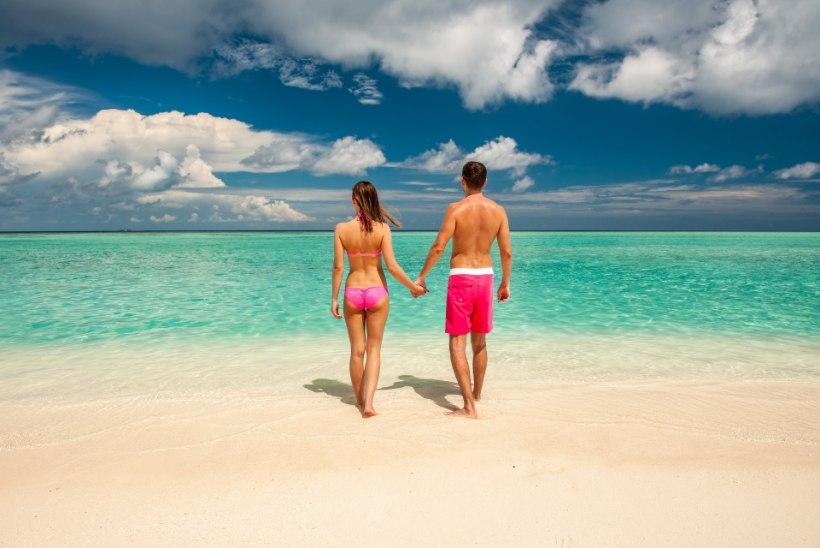 Aurinko soovitab: 6 parimat kohta pulmareisiks!