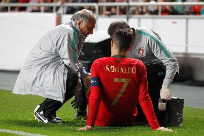 EM-VALIKSARI: Inglismaa ja Prantsusmaa näitasid klassi, Portugal kaotas punkte ning Ronaldo