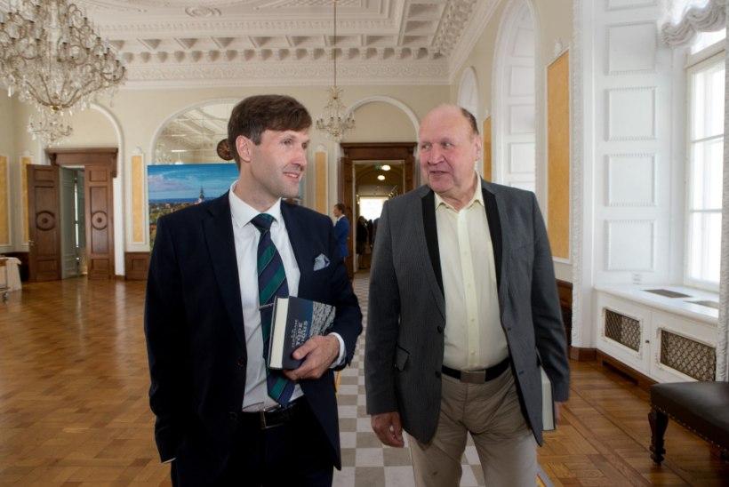 Helmete vastus Eesti siseministritele: pöördumise peaks saatma Reformierakonnale ja sotsidele