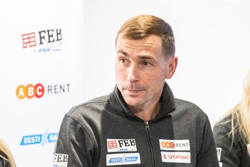 Laskesuusakoondise peatreener Indrek Tobreluts debüüthooajast: võib rahule jääda, väga rumalusi ei teinud