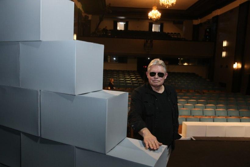 """Teatrikunstnik Silver Vahtre: """"Kui teatripeol kiluvõileivad otsa saavad, siis lust ei kahane."""""""