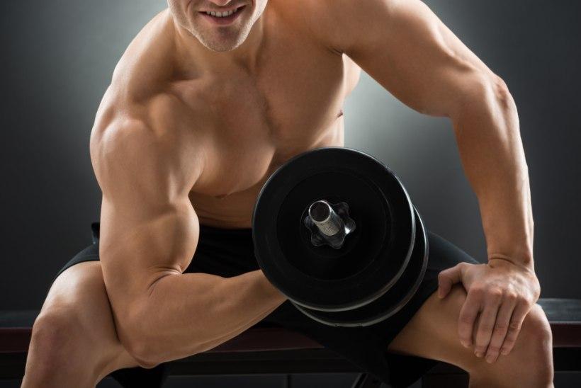 Mees istub kõik õhtud trennis: kas ta pumpab lihaseid või vahib võõraid naisi?