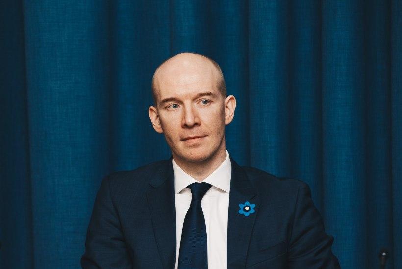 Küsimus | Kas Eesti Panga uue juhi konto blokeeriti USAs seoses rahapesukahtlusega?